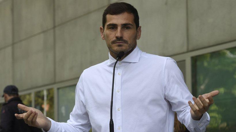 Iker Casillas verso il ritorno al Real Madrid