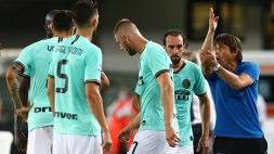 Inter, pareggio beffa a Verona: nerazzurri quarti dietro l'Atalanta