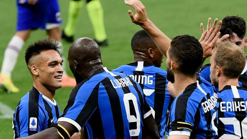 Inter-Sampdoria, le pagelle: Eriksen vivace, Lukaku trascinatore
