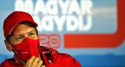 """Vettel: """"Ho tante cose da fare"""", ma esclude una possibilità"""