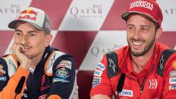MotoGp: Dovizioso, attento! Lorenzo fa sul serio con la Ducati