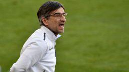 Fiorentina-Verona, lieve mancamento per Juric a fine partita