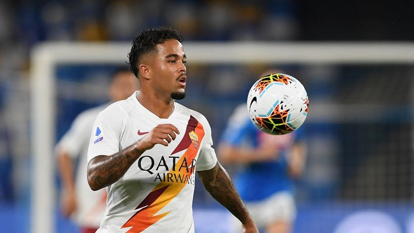 Roma, opzione inglese per Kluivert