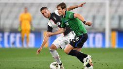 Le foto di Juventus-Atalanta 2-2
