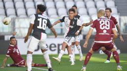 Le foto di Juventus-Torino 4-1