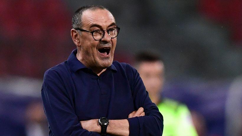 Mercato Juventus: presa una decisione su Maurizio Sarri