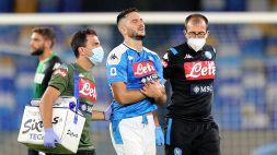Manolas preoccupa Gattuso: potrebbe non esserci in Champions