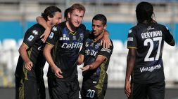 Kulusevski-show: il Parma stende il Brescia