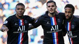 Il PSG torna a giocare: 9-0 in amichevole contro il Le Havre