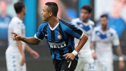 Le foto di Inter-Brescia 6-0