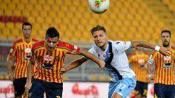 Le foto di Lecce-Lazio 2-1
