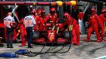F1, Ferrari: nuova collisione Vettel-Leclerc: 'Buttato via tutto'