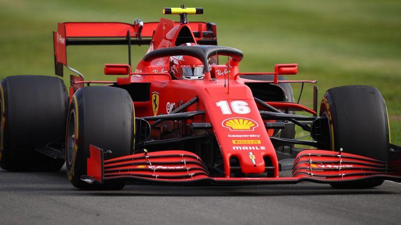 F1, libere Silverstone: Leclerc migliora, venerdì da incubo per Vettel