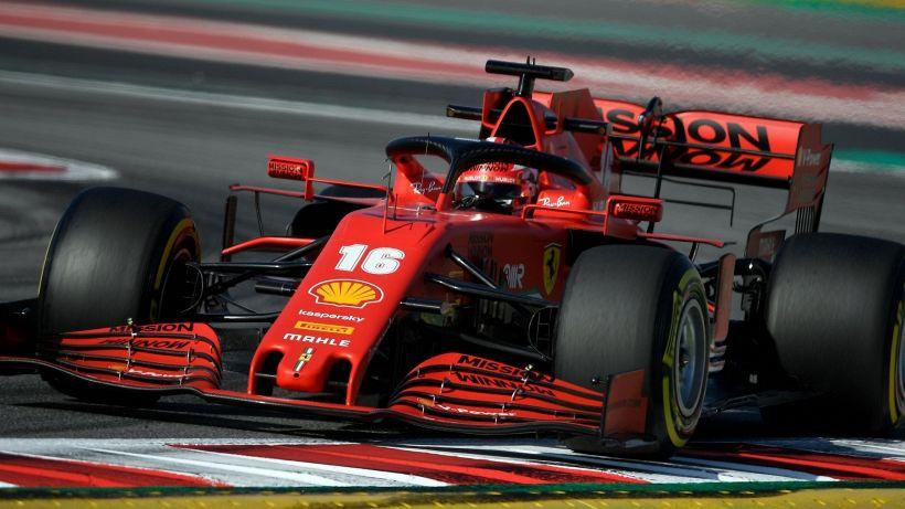 F1, la Ferrari rinasce a Silverstone: Hamilton, pole e brivido