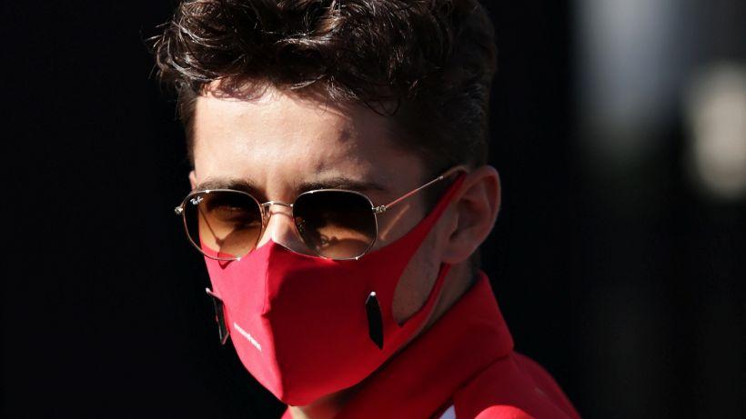 F1: Ferrari sotto inchiesta, Leclerc si difende