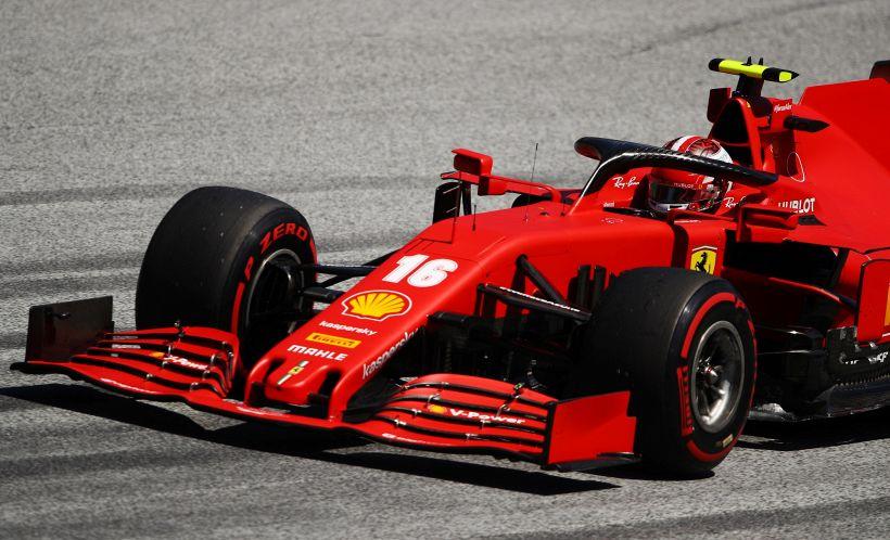 F1, seconde libere Gp Stiria: Ferrari buio totale, primo Verstappen