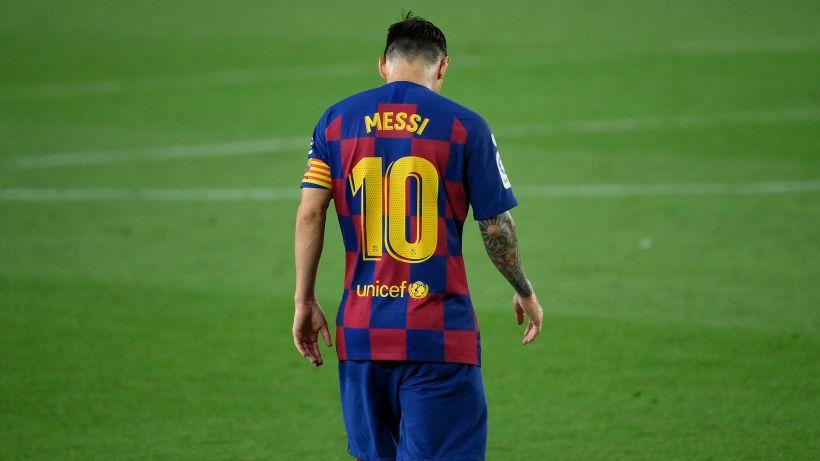 Mercato Inter: Messi farebbe contenti tutti quanti