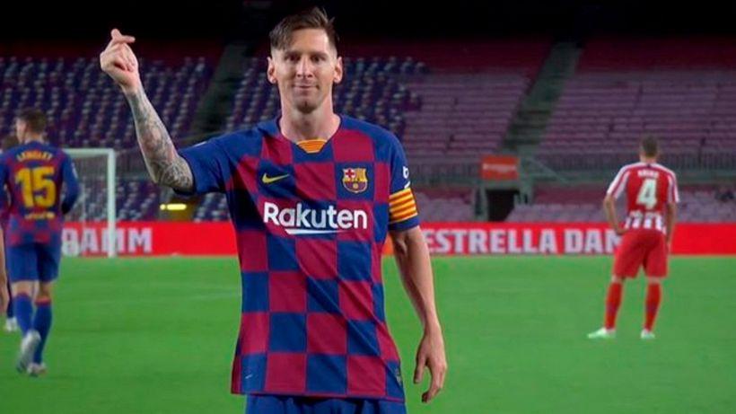Messi, 700 goal tra Barcellona e Nazionale