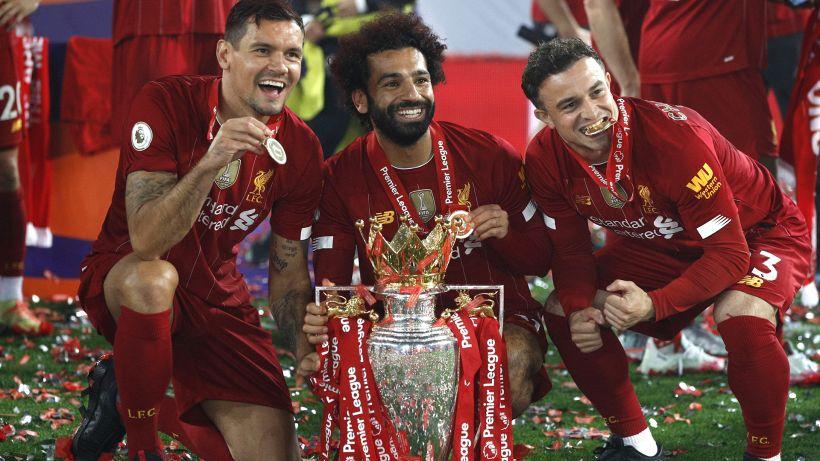Premier League, Liverpool show nel giorno della festa