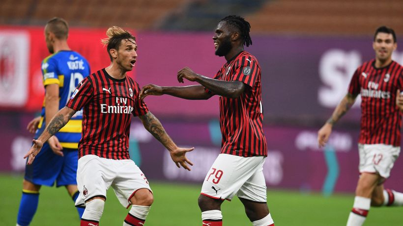 Il Milan non si ferma più, Napoli beffato