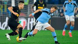 Lazio, stagione finita per Lucas Leiva