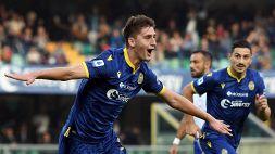 Lazio, rilancio per Kumbulla