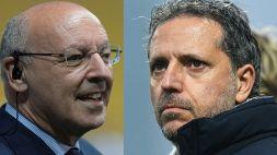 Indiscrezione Marotta-Juve: la replica del dirigente dell'Inter