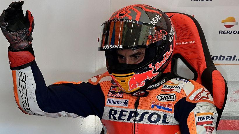 Marquez fuori a Brno, scelto il sostituto