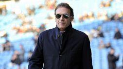 Serie A, grande spavento per Massimo Cellino: aggredito