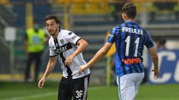 Matteo Darmian non chiude la porta all'Inter