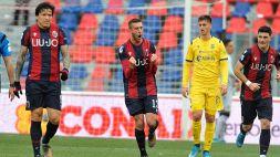 Il Bologna perde Bani: stagione finita