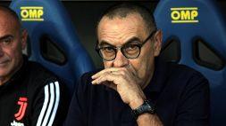 """Juventus, Sarri guarda avanti: """"Perdevamo comunque"""""""