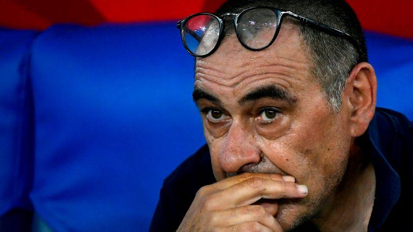 "Juventus, Sarri non parla dei rigori: ""Scudetto? Noi da +7 a +8"""