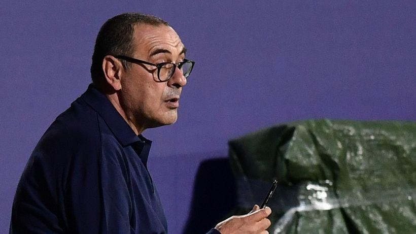 Scudetto Juventus: Sarri se la gode e prende già appunti
