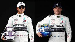 Svelata la nuova Mercedes. I propositi di Lewis Hamilton e Valtteri Bottas