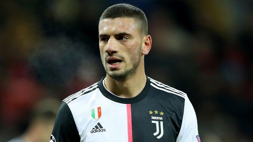 Juventus: Demiral torna ad allenarsi in gruppo