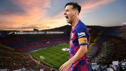 """Rivaldo vede Messi alla Juventus: """"Lo vogliono con Ronaldo"""""""