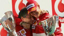 Formula 1, Michael Schumacher: nuovo annuncio di Jean Todt