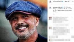 Mihajlovic cittadino onorario di Bologna: il post della moglie