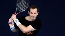 Tennis, Murray fissa la data limite