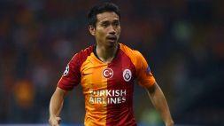 Nagatomo saluta il Galatasaray tra le lacrime
