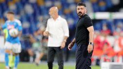 Le foto di Napoli-Milan 2-2