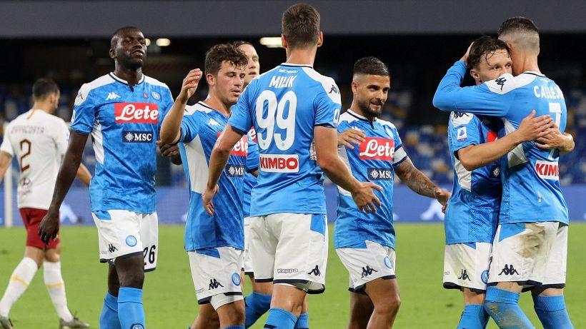 Serie A: Insigne trascina il Napoli, Roma sempre più in crisi