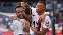 Neymar, il rigore di seconda è uno spettacolo