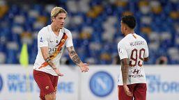Brescia-Roma, Zaniolo torna a festeggiare: di nuovo in goal dopo quasi 7 mesi