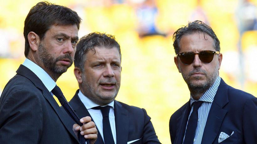 Mercato Juventus: due stelle della Roma nel mirino di Paratici