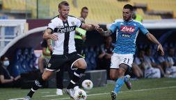 "Napoli, tifosi furiosi sul web: ""E' già da Juve"""