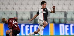 Juventus, niente Milan anche per Dybala