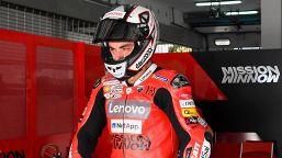 MotoGp, Petrucci analizza il suo 2021 e il futuro di Rossi