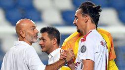 Milan, Pioli detta la linea: le parole sul mercato e Ibrahimovic